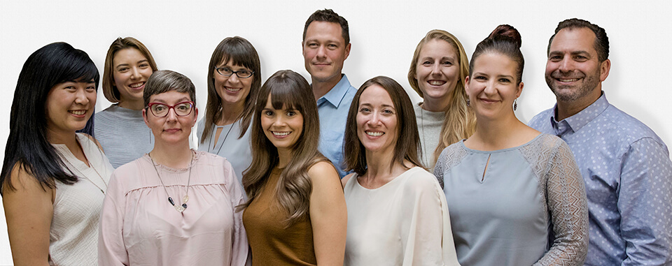 Acubalance team photo