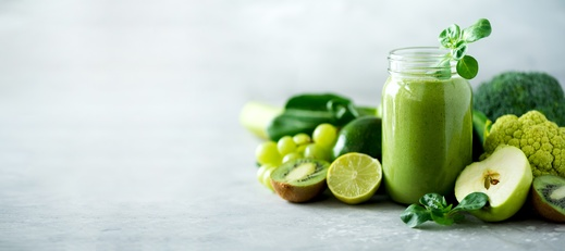 St. Paddy's Day Green Smoothie