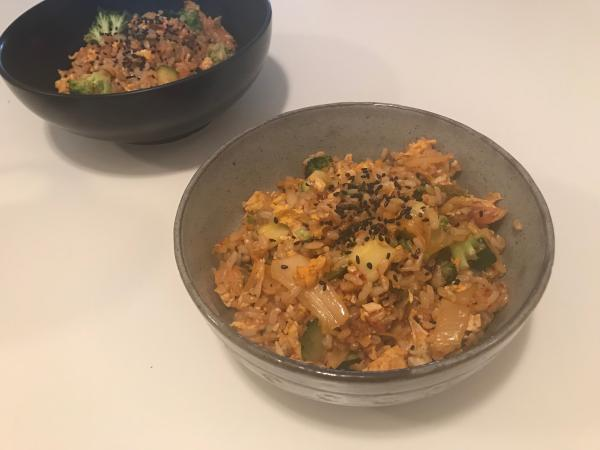 Healthy Microbiome Kimchi, fermented foods for Healthy gut microbiome