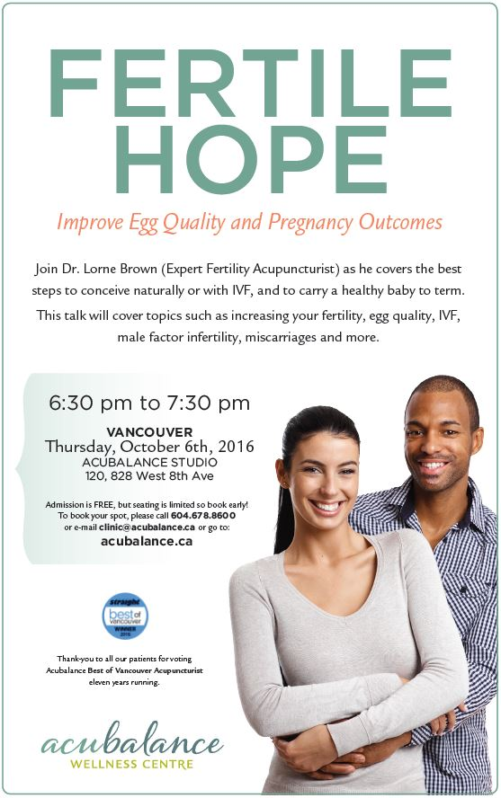 Fertile Hope - optimizing your fertility and preventing